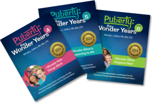 Puberty: The Wonder Years Curriculum Covers