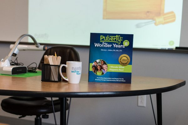 Puberty: The Wonder Years curriculum for grades 4, 5, 6, refusal skills