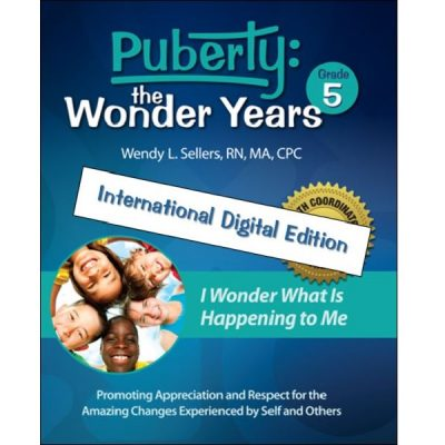Puberty: The Wonder Years, international version, grade 5