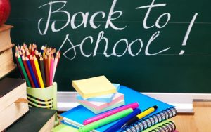 Back to School Tips & Topics