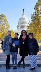 Capitol Hill Visits November 2019