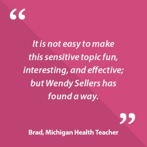 Brad, Michigan Health Teacher Quotes